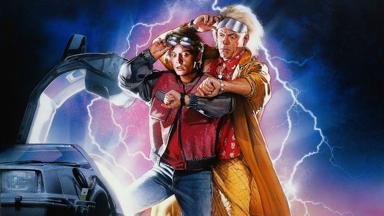 #140RVW: Back to the Future Part II (1989)