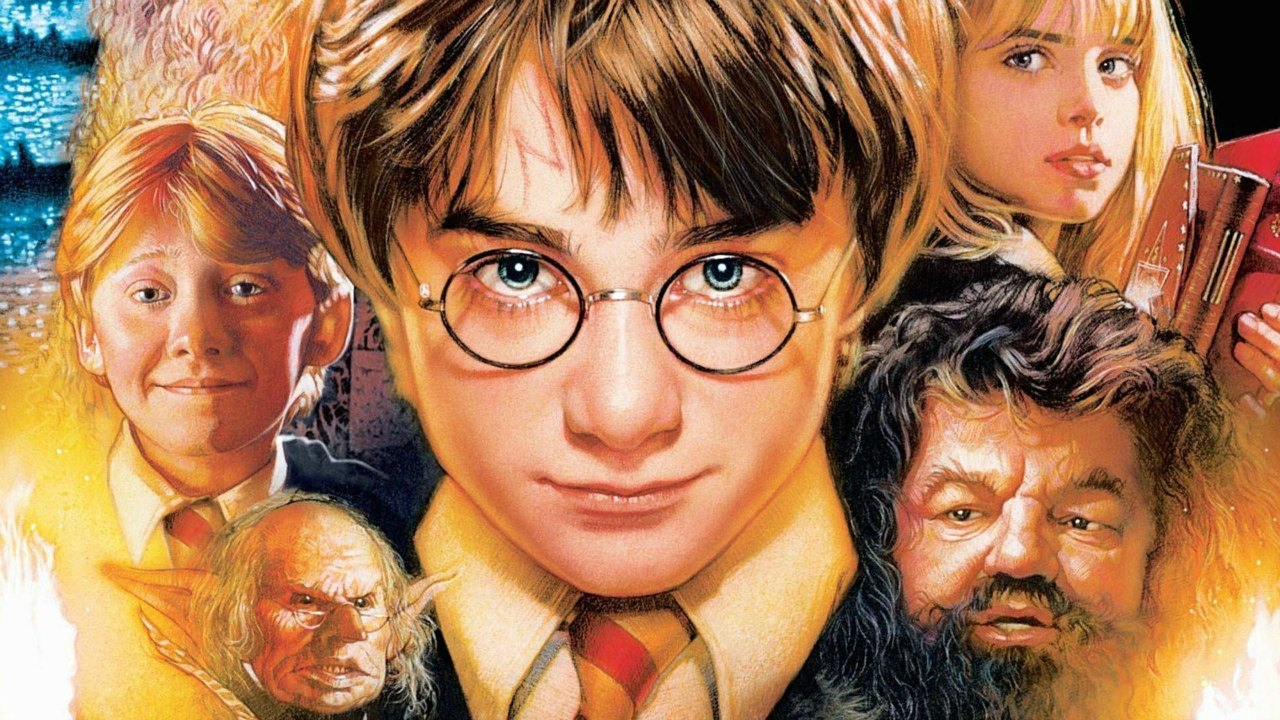 #140RVW: Harry Potter and the Sorcerer's Stone (2001)