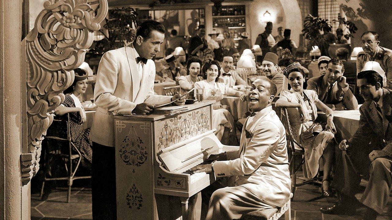 #140RVW: Casablanca (1942)
