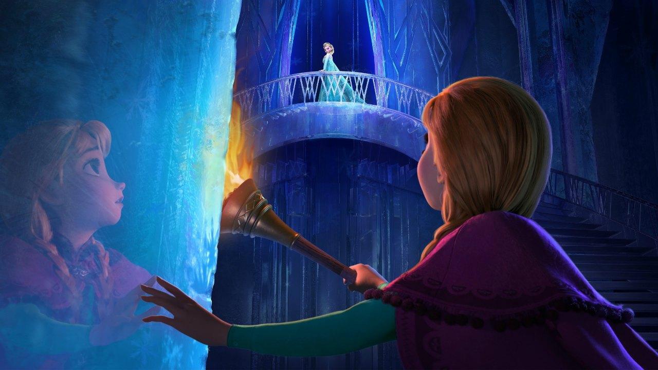 #140RVW: Frozen (2013)