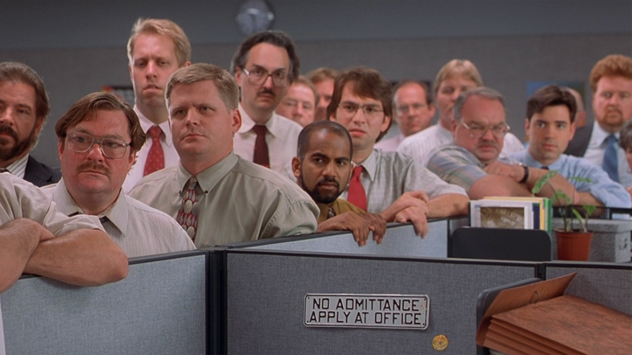 Office space 1999 reviews now very bad for Office space
