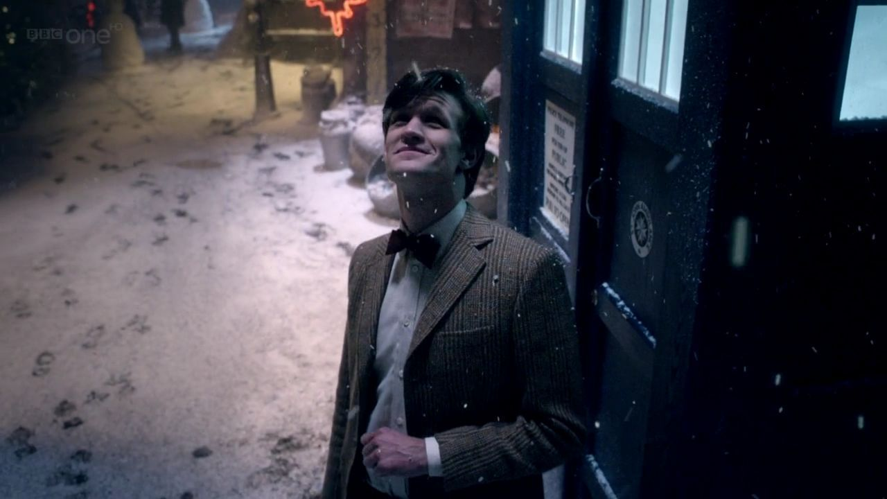 Dr Who Christmas Carol.140rvw Doctor Who A Christmas Carol 2010 Reviews Now