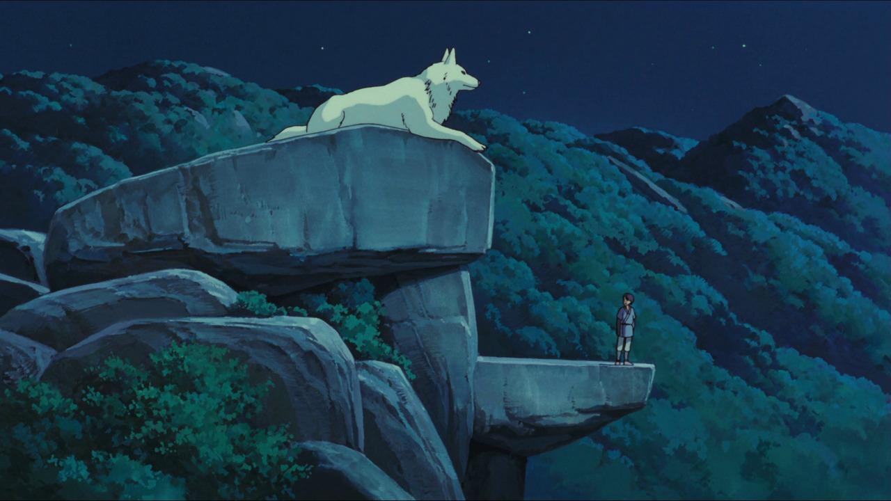 """Princess Mononoke """"Mononoke-hime"""" (1997)"""