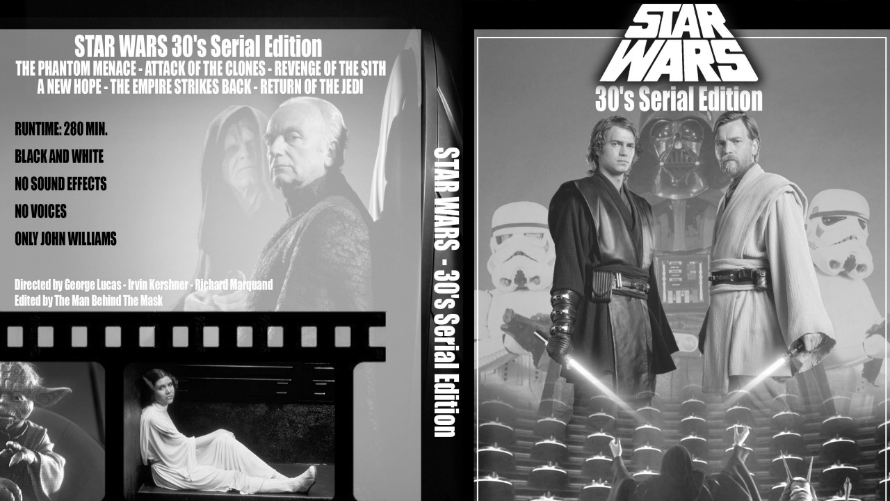 Star Wars: 30's Serial Edition (2008)