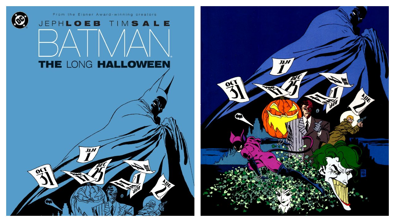 Image result for Batman: The Long Halloween