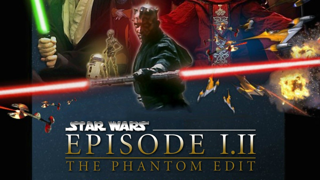 Star Wars: Episode I.II – The Phantom Edit (2000)