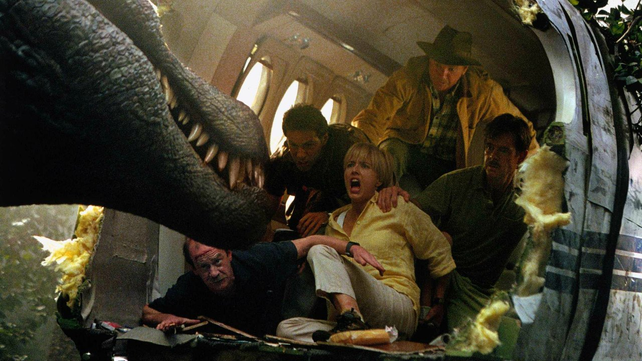 Jurassic Park Iii 2001 Reviews Now Very Bad