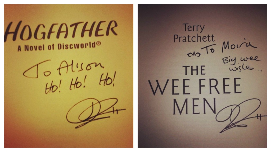 Terry Pratchett: My 10 Favorite Quotes