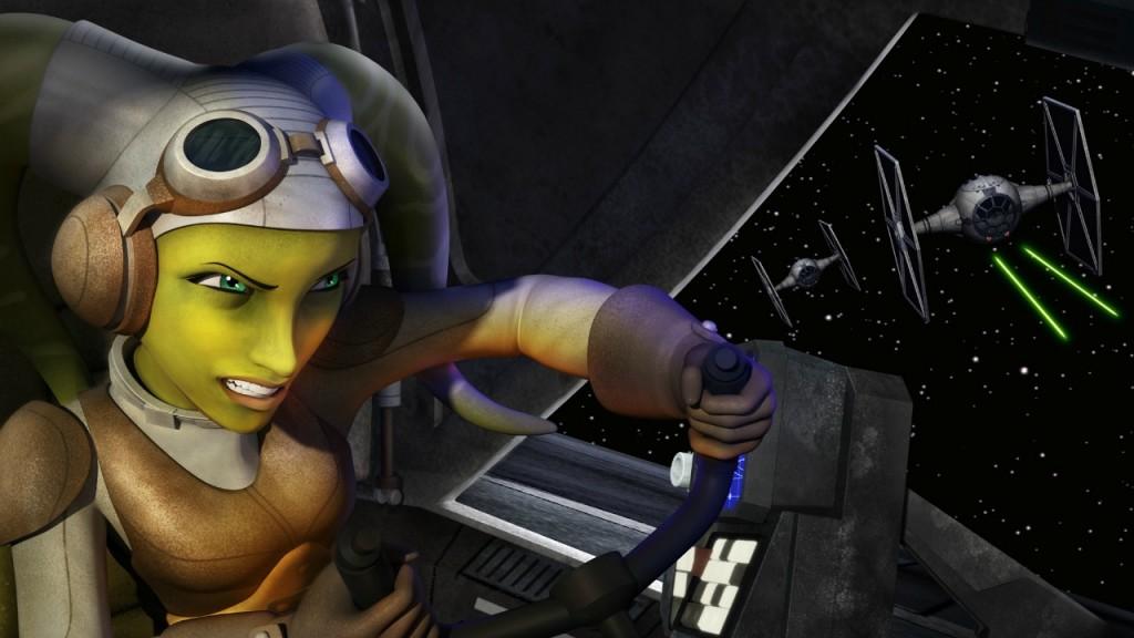Star Wars Rebels: Spark of Rebellion (2014) – Series Premiere