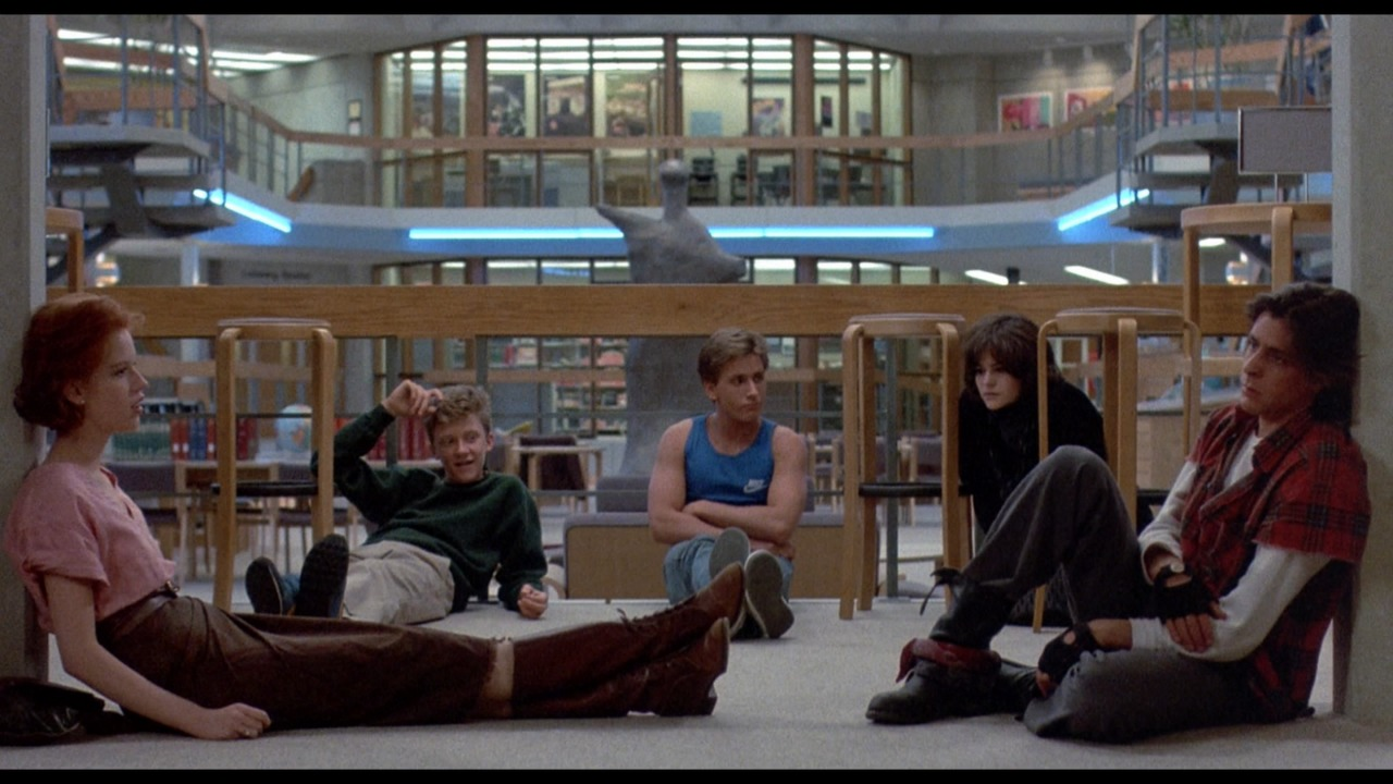 review of the movie the breakfast club In the same way that people are more than just a brain, an athlete, a basket case, a princess or a criminal, the breakfast club is more than just a movie.